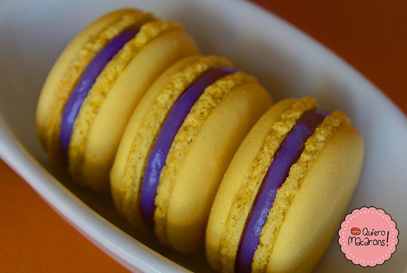 Macarons de Violeta