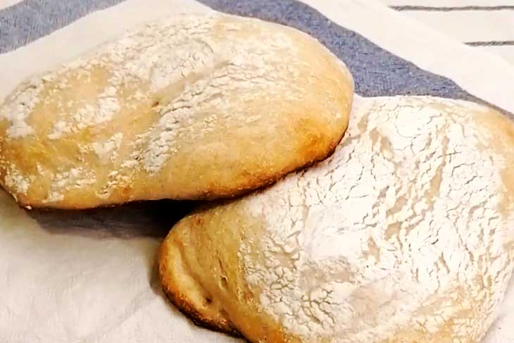 Receta fácil de pan a l ancienne