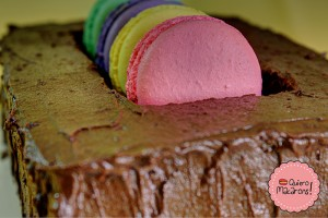 Torta de Macarons